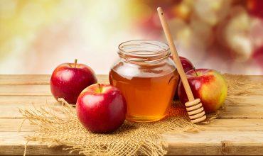 miód i ocet jabłkowy